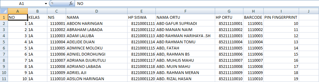 contoh-data-excel-siswa